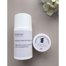 Luxurious Cream for Hand & Nail - First Love