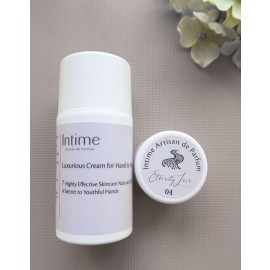 Luxurious Cream for Hand & Nail - Eternity Love
